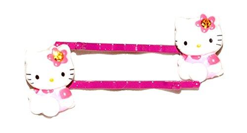 2selbermachen, mit Haarspange Hello Kitty