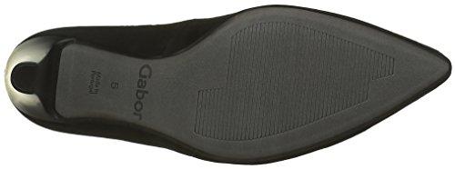 Gabor Shoes 51.284 Damen Geschlossene pumps Schwarz (Schwarz 17)