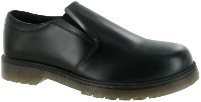 Amblers - Zapato de piel sin cordones Modelo Boston - Boda / Trabajar / Fiesta