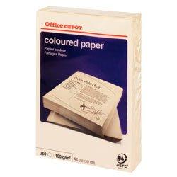 office-paper-lot-de-250-feuilles-de-papier-cartonne-160-g-m-creme-format-a4