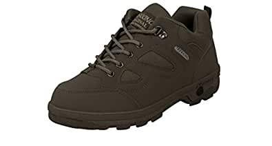 Campus Men's Trekking Brown Synthetic Sports Shoes (T-941CAMEL) - 10 UK
