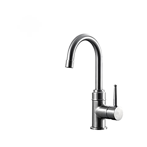 MDRW-Stilvolle ArmaturenStainless steel kitchen faucets, hot and cold spin, ceramic valve, gutters, wash basin faucet