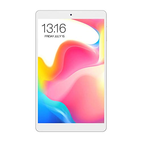 Upxiang Teclast P80 Pro Tablet PC 8.0 '' HD Android 7.0 Verbesserte 3 GB RAM 16 GB ROM MTK8163 Quad Core Doppel-Cams Dual WiFi HDMI GPS (Gold) Hd-3 Gb Ram