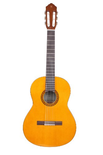 Yamaha CS Series 40 II - Guitarra Cadete, 3/4, color Madera (Natural)