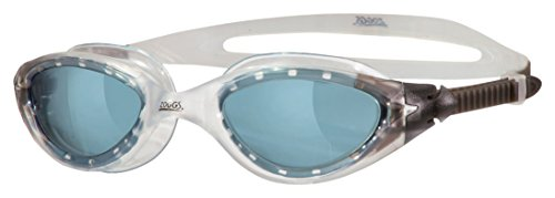 Zoggs Schwimmbrille Panorama, Clear/Smoke, OS, 303564