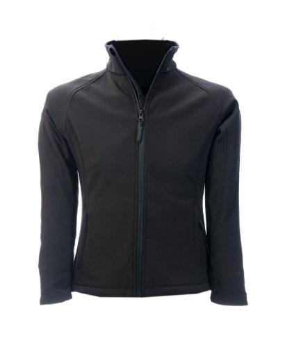 Paroh, SS2L1, Panacea SS2L1 2XL Bernstein Softshell Jacket Layer 2-Marina
