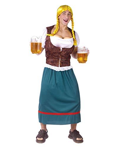 Horror-Shop Miss Oktoberbrust - Miss Oktoberfest Kostüm