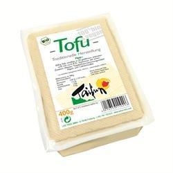 Taifun Taifun -Firm Tofu natural Orga 400 g (order 5 for retail outer)