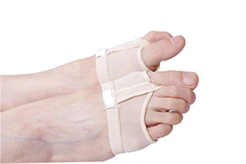 Professionelle Bauchtanz/Ballett Dance Fuß Pad Praxis Schuhe Fuß Tanga Schutz Dance Socken Kostüm Gamaschen Zubehör (Ballett Dance Kostüme)