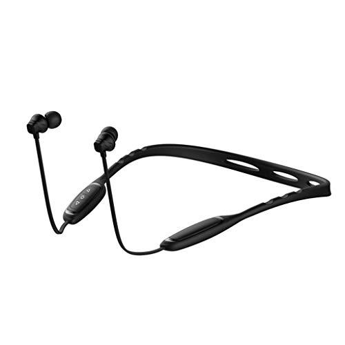 ALIKEEY Kabellose Kopfhörer Hängender Hals Bluetooth Noise Cancelling IPX5 Waterproof Sweatproof Ohrhörer für iPhone, iPad, Samsung, Huawei, xiaomi und mehr