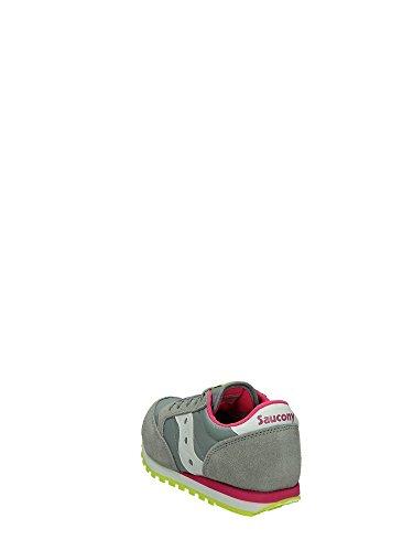 Saucony JAZZ Sneakers Bassa Bambina Grigio/Bianco