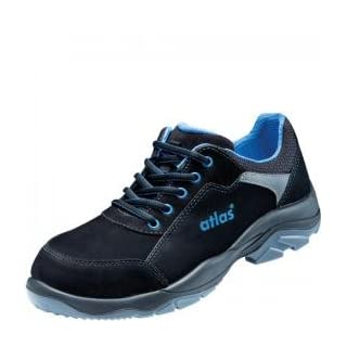 Atlas alu-tec 625 / ESD EN ISO 20345 S3 W10 Gr. 39-48 (43, schwarz-blau)
