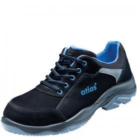 Atlas alu-tec 625 / ESD EN ISO 20345 S3 W10 Gr. 39-48 (44, schwarz-blau)