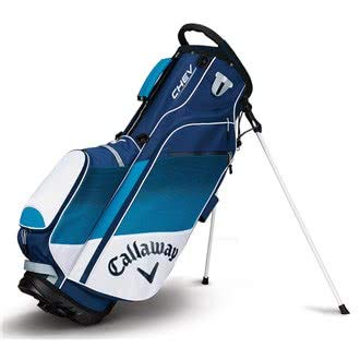 Callaway Chev Sac avec Support Mixte, White/Blue/Navy, Taille Unique