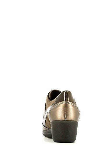 Susimoda 8424 Scarpa velcro Donna Peltro