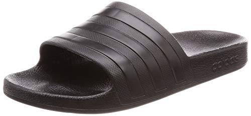 adidas Adilette Aqua F35550, Scarpe da Spiaggia e Piscina Uomo, Nero (Black), 42 EU