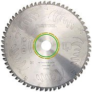 Festool Universal Sägeblatt HW 260x2,5x30 W60 für KS 120, KS 88