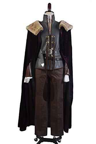 Prinz Für Herren Charming Kostüm - MingoTor Prinz Cosplay Kostüm Herren M