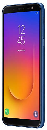 Samsung Galaxy J6 (Blue, 3GB RAM, 32GB Storage) with Offers