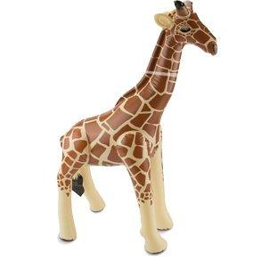 Folat Party aufblasbar–Giraffe (65x ()
