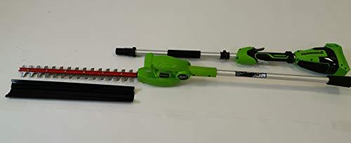 Greenworks Tools 40V Akku Heckenschere lang (2300407) (ohne Akku und Ladegerät)
