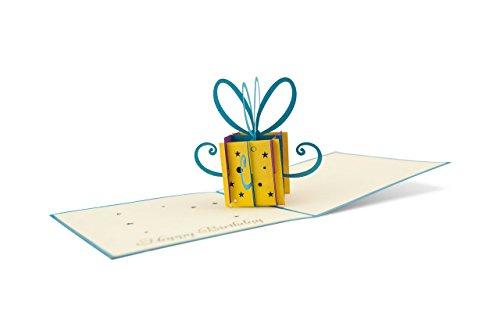 Geburtstag, Geburtstagskarte, Glückwunschkarte, Gutschein, Glückwunsch Karte, Grußkarten, Geschenkkarte, 3D G02 (Geschenkkarte Geburtstag)