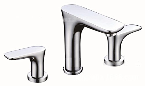 cuey-new-decoration-copper-high-grade-chrome-three-hole-mix-hot-and-cold-water-tap-home-necessary