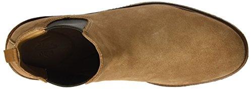 Clarks Herren Clarkdale Gobi Chelsea Boots Braun (Tobacco Suede)