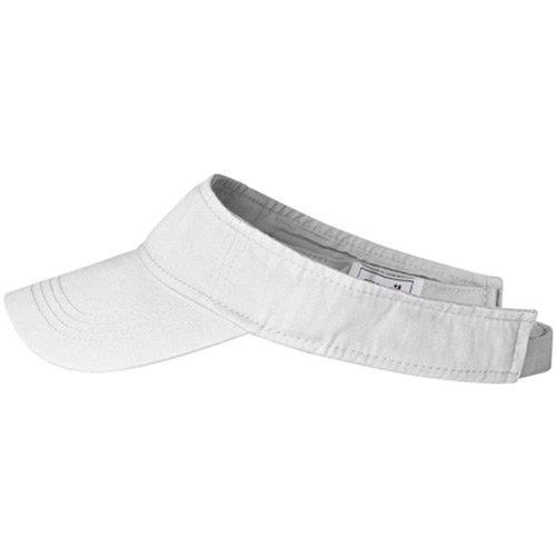 Anvil Profil Bas sergé Visière Couleur Blanc Taille Taille Unique