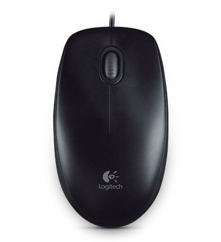 Logitech B100-910-003357 Optical Business Mouse, schwarz