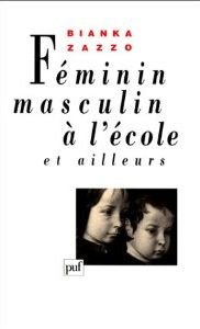 Fminin-masculin  l'cole et ailleurs