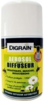 Recharge diffuseur actif aérosol digrain 250ml