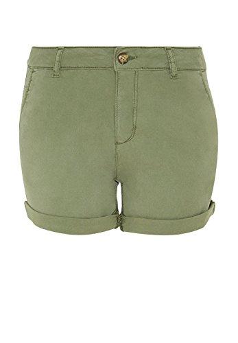HALLHUBER Shorts aus Modal locker geschnitten Salbei