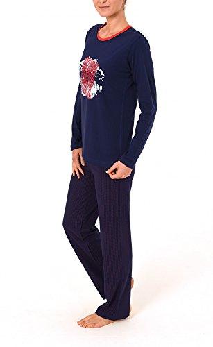 Normann Copenhagen - Ensemble de pyjama - Femme Bleu Marine