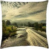 Cataract. - throw Pillow cover case (18