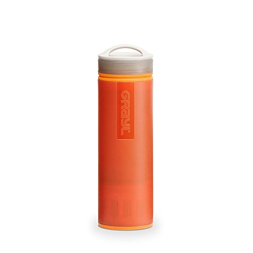 Wasserfilter Ultralight Purifier orange