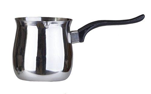 Pal Ed türkischer Wärmer aus Edelstahl (Finjan, Kaffeetopf) (900 ml)