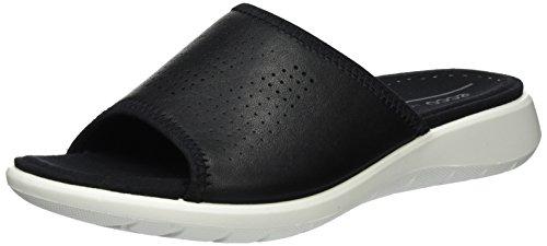 ECCO - Ecco Soft 5 Sandal, Sandali Donna Schwarz (1001BLACK)