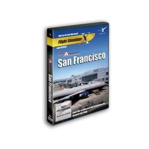 Flight Simulator X – Mega Airport San Francisco (Add-On)