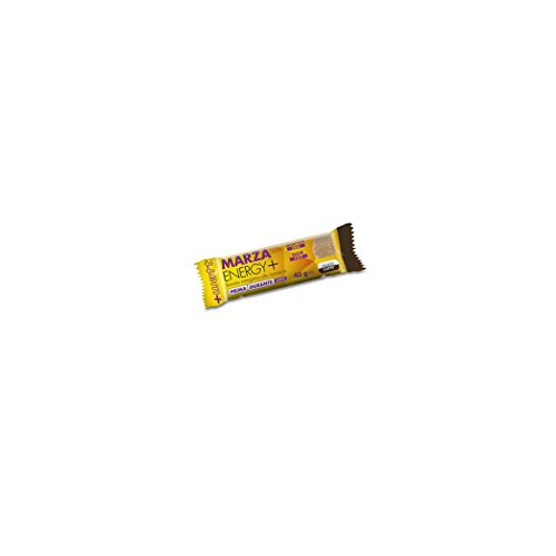 Preisvergleich Produktbild + Watt,  marzaenergy + Barr Almond 40 g