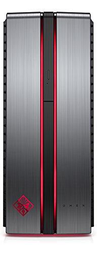 HP OMEN 870-130ns - Ordenador Sobremesa Gaming (Intel Core i5-6400, 16 GB RAM, 1...
