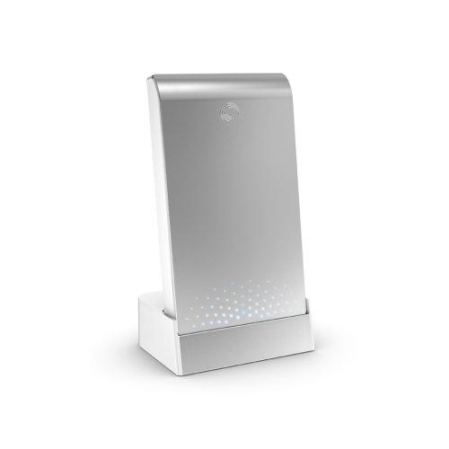 Fw800-externe Festplatte (Seagate FreeAgent Go for Mac externe Festplatte ST902503FJD105-RK 250 GB HDD, 6,4 cm (2,5 Zoll), USB 2.0 / FW800, silber)