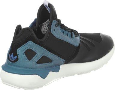 adidas Tubular Runner, Damen Hohe Sneakers Schwarz/Weiß
