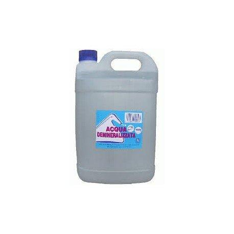 Acqua demineralizzata 4 litri stiro vapore