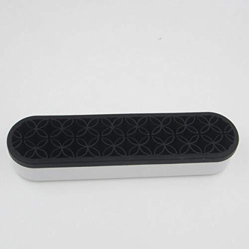 HLX-0075 Organisateur de maquillage de mode porte-pinceau support de maquillage support de cosmétique présentoir universel outil cosmétique - Noir