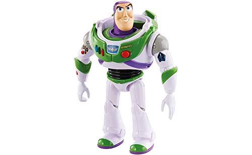 Disney Toy Story 4 Figura con voces y sonidos Buzz Lightyear e4c81247c4c