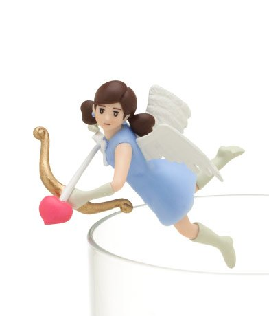 Edge of the Cup Fuchi-Ko~White Angel~Bow and Arrow Blue Dress - Edge-cup