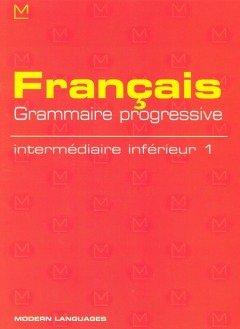 Français grammaire progressive. Intermédiaire inférieur. Con audiocassetta. Per la Scuola media: 1 - Amazon Libri
