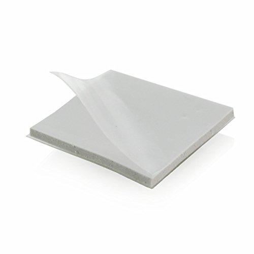 AAB Cooling Thermopad 15x15x1mm - 7 W/mK - Hochwertiges Wärmeleitpad mit hoher Wärmeleitfähigkeit   Thermal Pad   Wärmeleitfolie   Wärmeleit Pads   Wärmeleitpaste