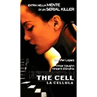 The Cell. La cellula (2000) VHS
